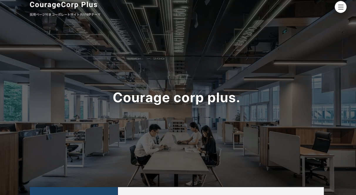 Courage Corp Plus